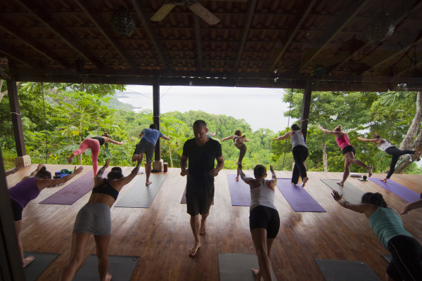 Yoga Teacher training, Costa Rica (LagoCph.dk)