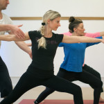 yoga kursus korrigere kriger 2